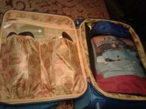 Packing-Carryon